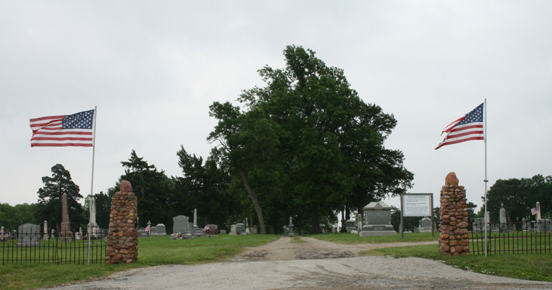 Burlingame City Cemetery